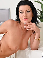 Anilos.com - Freshest mature women on the net featuring Anilos Celine Noiret hot cougars